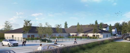 Construction de notre prochaine résidence autonomie
