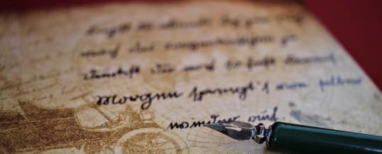 Des poèmes pour les EHPAD