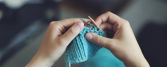 Merci à nos résidentes tricoteuses !